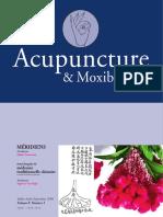 Acupuncture Et Moxibustion - Volume 8 Numéro 03