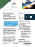 Infrared Spectroscopy of FAME in Biodiesel following DIN 14078.pdf