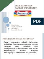 Pasar Konsumen