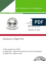 Digital Filter MBICT