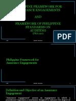 Assurance Engagement and Framework