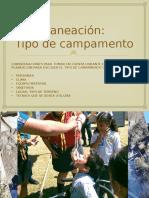 2 Tipos y Clafificacion de Campamentos