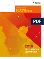 REN21 EAC Renewable Energy Report  2016