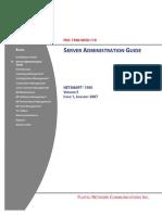 Netsm110_server Administration Guide