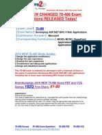 exam New Updated 70-486 Practice (61-80)