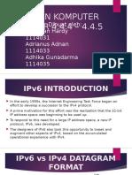 Tugas 1 - IPv6 Datagram