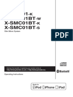X SMC01BT S Manual ENpdf