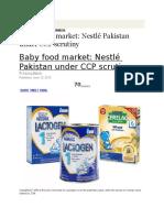 The Express Tribune Nestle