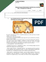 Guías de Salida Pedagogica 8º EL Quijote 30082016