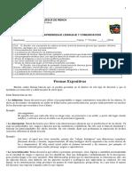 7º Lenguaje Guia Formas Expositivas (1)