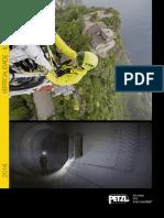 Petzl Catalog Pro 2016 PT