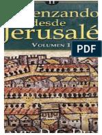 05Capa Comenzando Desde Jerusalen 1