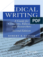 Medical Writing A Guide for Clinicians, Educators, and Researchers, 2nd Edition.pdf