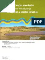 Las ciencias ancestrales como mecanismo de adaptación al cambio climático