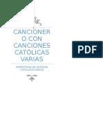Canciones Católicas Varias