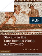 [Kyle Harper] Slavery in the Late Roman World, AD