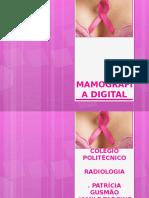 MAMOGRAFIA DIGITAL - RADIOLOGIA FLORENCE.pptx