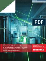 UP34Ffr FMZ 5000 Centrales de Detection Incendie