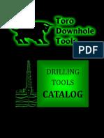 Toro Drilling Tools Catalog