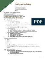 Apics Study Notes Dsp