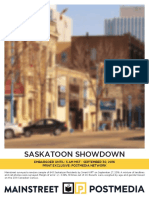 Mainstreet - Saskatoon Election