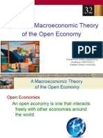 -t10. a Macroeconomic Theory of the Open Economy