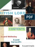 British Lords