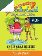Welcome to Wonderland by Chris Grabenstein