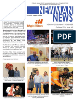 Newman News October 2016 Edition