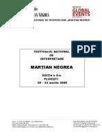 Xproiect Integral m Negrea