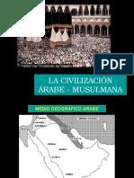 2. Civilización Musulmana - Imperio Carolingio