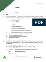 Annexe F Deversement