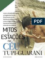 Mitos e Estações No Céu Tupi-guarani