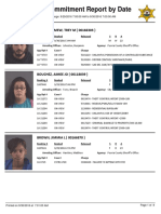 Peoria County Jail Booking Sheet for Sept. 30, 2016