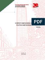 Política Nacional de Habitação e Déficit Habitacional Brasileiro - Paulo Guedes