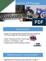 maintenanceofpumps-140824104701-phpapp01