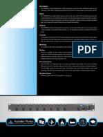 TX8000 Brochure