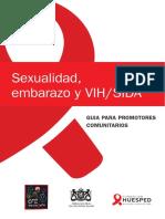 Sexualidad Embarazo y Vih-Sida - Guía para Promotores Comunitarios.pdf