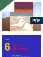 Sessi 6 - Pemasaran Internasional