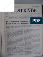 ST Strade 1940c Ferrovia Roma