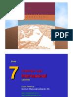 Sessi 7 - Pemasaran Internasional