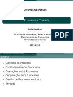 SO 03 Processos Threads