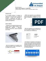 Electrónica Digital - Proyecto X