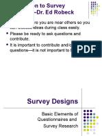 Survey Lecture.ppt