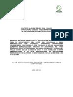 1.Convocatoria Cerrada No 122 - Cesar VF 020516
