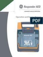 GE Responder AED - Service Manual