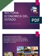 Rectoria Economica Del Estado