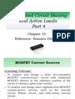 Integrated Circuit Biasing P4