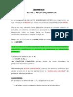 Analisis Proyecto Nuevo Codigo Civil