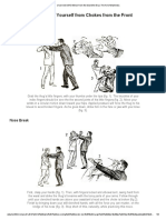 Unarmed Self-Defense From the Mad Men Era